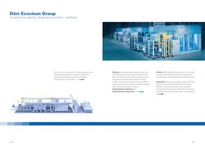 Dürr Ecoclean: Cleaning. Filtration. Automation. - 4