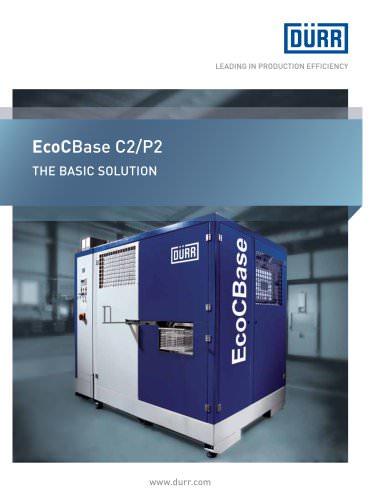 EcoCBase C2/P2