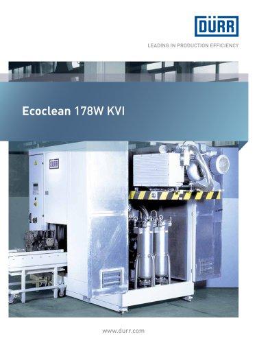 Ecoclean 178W KVI