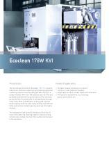 Ecoclean 178W KVI - 2
