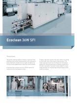 Ecoclean 36W SFI - 2