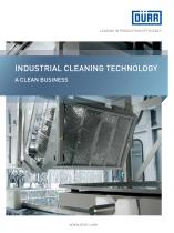 Industrial Cleaning Technology - 1