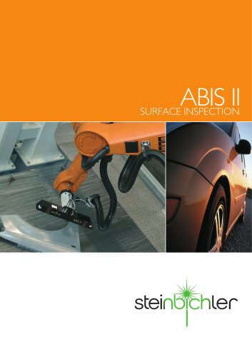 ABIS II - Surface Inspection