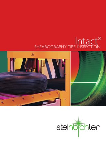 INTACT - Shearography Tire Inspection
