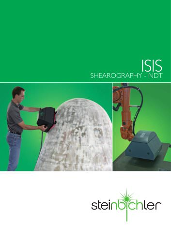 ISIS - Shearography NDT
