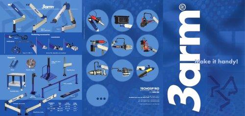 3ARM - Multipurpose Arm