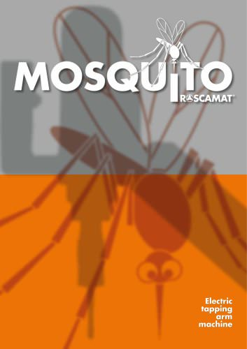 Electric Tapping Arm Machine - ROSCAMAT MOSQUITO