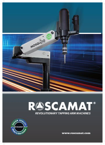 Roscamat Catalogue Sept.2014