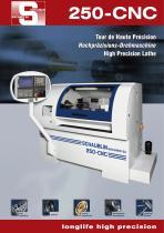 High Precision Lathe  250-CNC A2-5 RTM