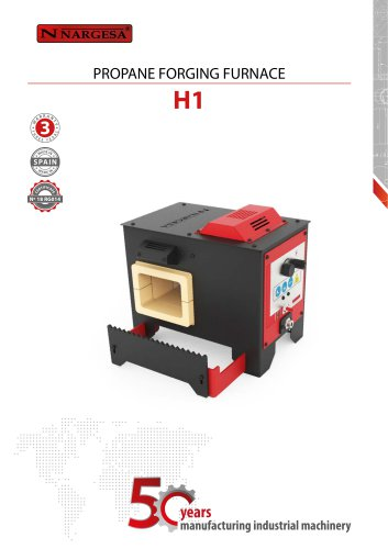Gas forge H1