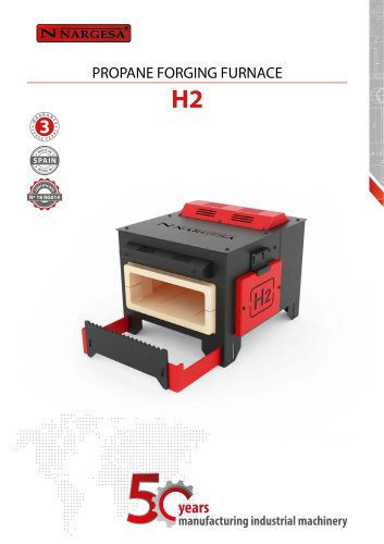 Gas forge H2