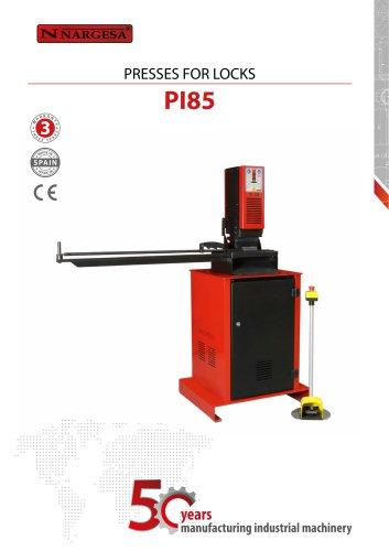 Hydraulic Press for Locks PI85