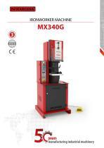 Hydraulic Punching and Shearing Machine MX340G