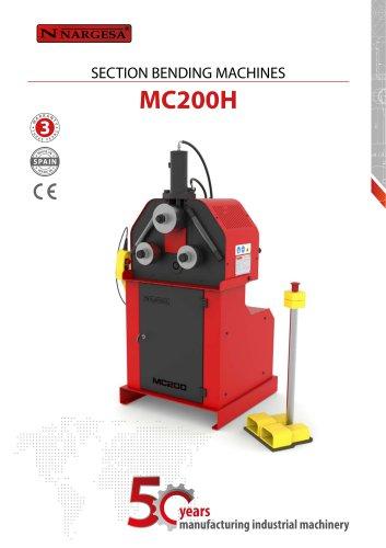 Hydraulic Section Bending Machine MC200H