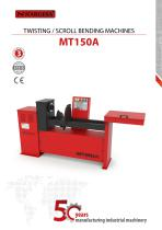 Ornamental Bending Machine MT150A