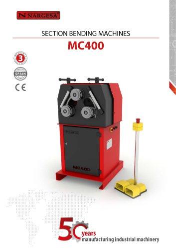 Profile Bending Machine MC400