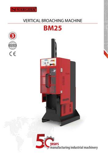 Vertical Broaching Machines BM25