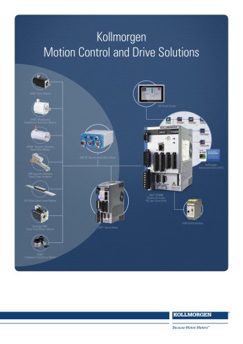 Kollmorgen Motion Control and Drive Solutions - Kollmorgen Europe