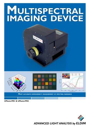 Multispectral iMagingdevice