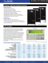 AC POWER SOURCE CATALOG - 7
