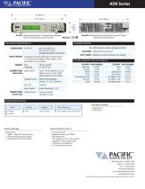ADX Series Single-Phase Basic Function AC Power Sources - 4