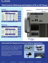 AFX Series Programmable AC and DC Power Sources - 2