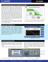 AFX Series Programmable AC and DC Power Sources - 4