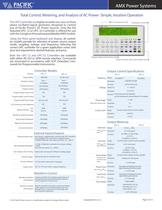 AMX Parallel AC Power Systems Product Brochure - 5