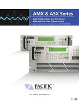 ASX + AMX 16-page Combo Product Brochure - 1