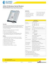 455U-D Wireless Serial Modem