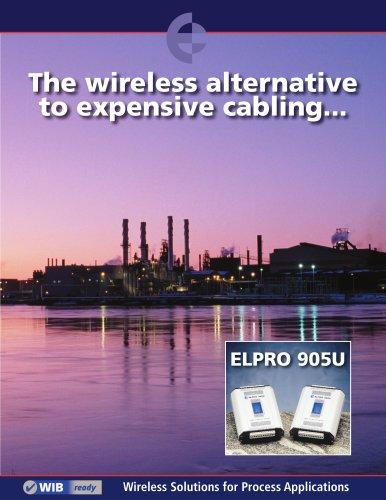 905U Wireless I/O