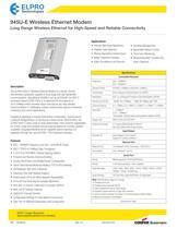 945U-E Wireless Ethernet