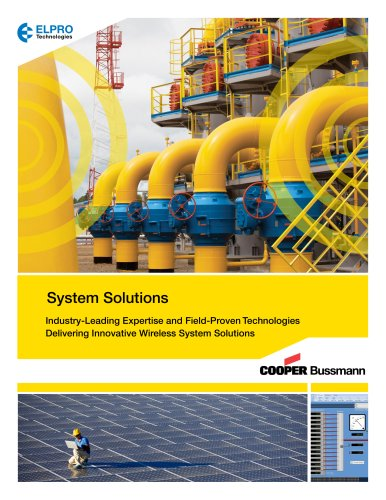 System solutions for wireless