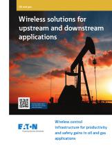Wireless Solutions for Oil and Gas