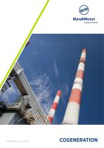 Cogeneration catalogue