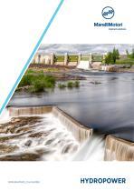 Hydropower catalogue