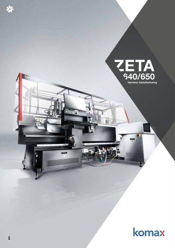 Zeta 640 / Zeta 650