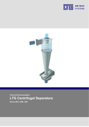 LTG Centrifugal Separators