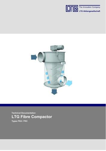 LTG Fibre Compactor