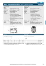 Datasheet PERFECT AirVent 50.6xx M/BS