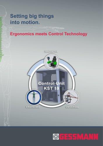Ergonomic brochure KST 19