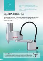 SCARA robots - 1