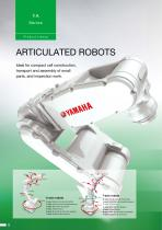 YAMAHA ROBOT Catalog 2018 - 8