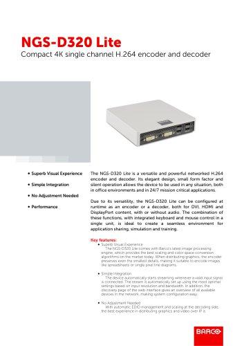NGS-D320 Lite