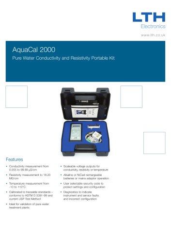 AquaCal 2000