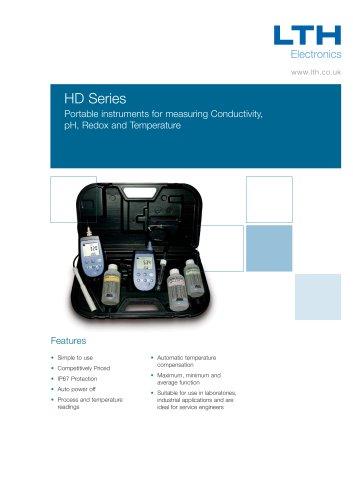 HD2306.0    Portable Conductivity meter