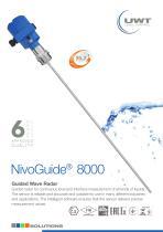 NivoGuide® NG 8000 for Liquids
