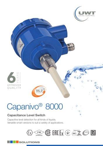 Product leaflet Capanivo® CN 8100