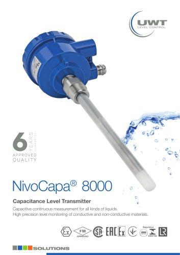 Product Leaflet NivoCapa® NC 8000