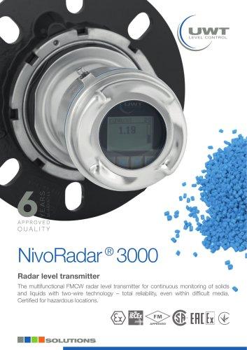 Productsheet NivoRadar® en